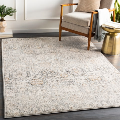 Copper Grove Appingedam Vintage Medallion Area Rug