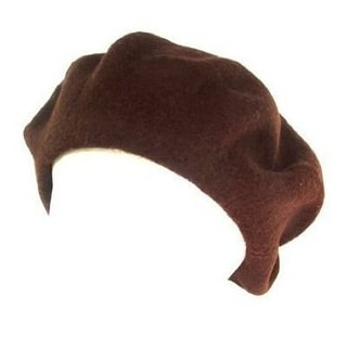 French Beret (Brown)