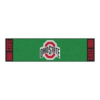 Ohio State University Putting Green Runner