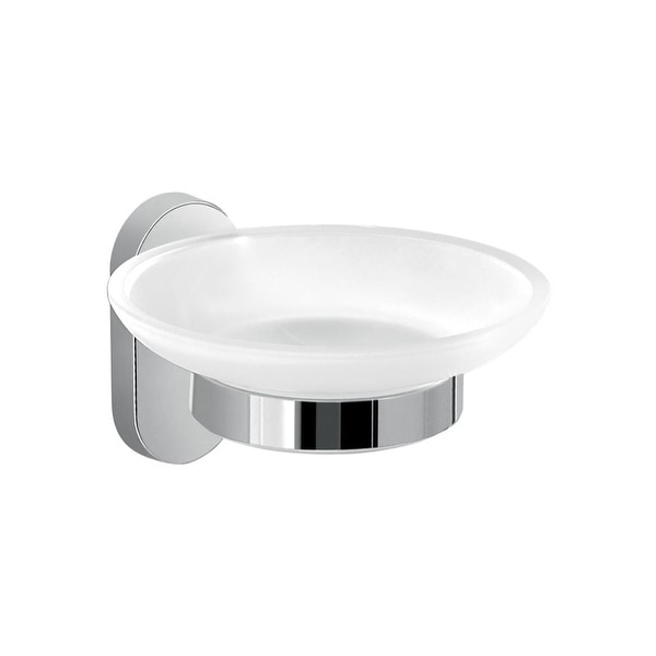 Shop Nameeks 5311 Gedy Febo Collection Free Standing Soap Dish