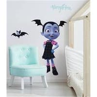 24.22 x 37.13 in. Disney Vampirina Peel & Stick Giant Wall Decals