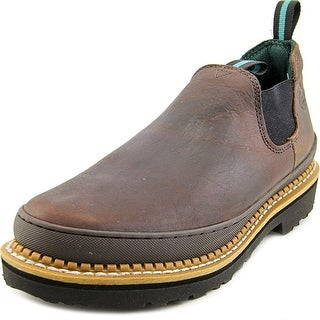 Georgia Boot Giant Romeo Men Steel Toe Leather Brown Work Boot
