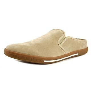 Kenneth Cole Reaction Slow Down   Round Toe Canvas  Slipper