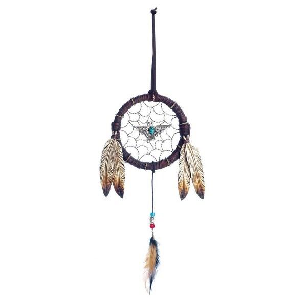 Antique Feather Dreamcatcher Decoration