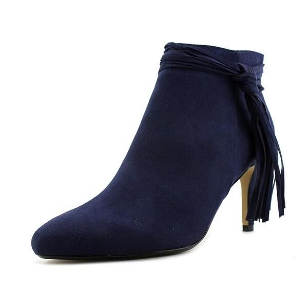 Thalia Sodi Alta Women Navy Boots