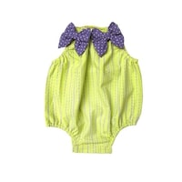 f5510c475 Shop Sophie Catalou Baby Girls Wisteria Peter Pan Collar Floral ...