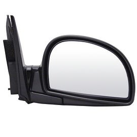 Pilot Automotive TYC 7700741 Black Passenger/ Driver Side Power Heated Replacement Mirror for Hyundai Accent