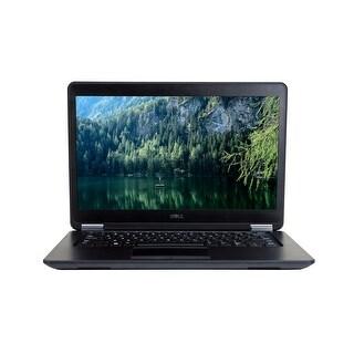 """Dell Latitude E7450 Core i7-5600U 2.6GHz 16GB RAM 500GB SSD Win 10 Pro 14"""" Laptop (Refurbished)"""