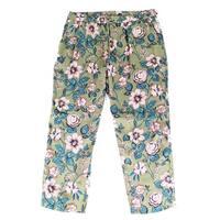 Lauren by Ralph Lauren Womens Floral Print Pants Stretch