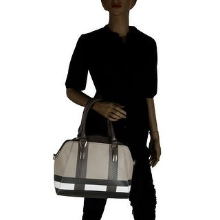 MKF Collection Demi Tote Shoulder Handbag by Mia K. Farrow (2 options available)