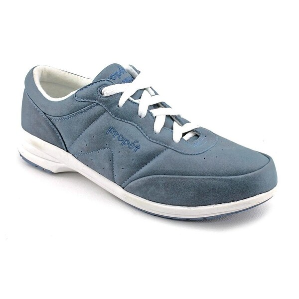 Propet Washable Walker Royal Blue/White Sneakers Shoes