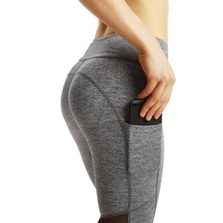 High-Waist Tummy Control Hidden Pocket Yoga Pants