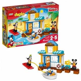 LEGO(R) DUPLO(R) Disney(TM) Mickey & Friends Beach House (10827)