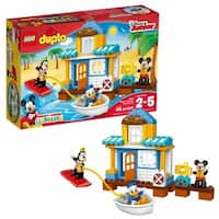 LEGO(R) DUPLO(R) Disney(TM) Mickey & Friends Beach House (10827)