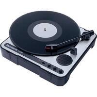 PT-01USB Portable Vinyl-Archiving Turntable