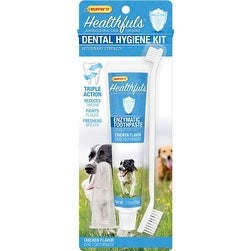 Enzymatic Toothpaste/Brush - Ruffin' It Healthful Dental Hygiene Kit