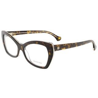 Balenciaga BA5045/V 056 Havana Cat Eye prescription-eyewear-frames