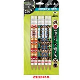 Assorted - Cadoozles Mechanical Pencils 6/Pkg