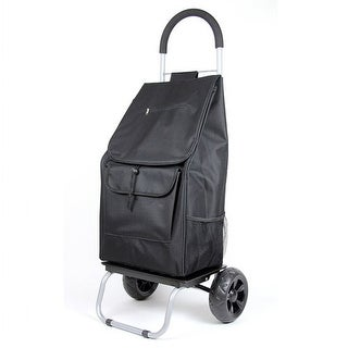 The 2-in-1 Trolley Dolly - Black
