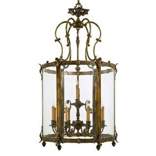Metropolitan N2343 8 Light Lantern Pendant from the Foyer Collection