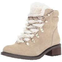Sam Edelman Womens Darrah Suede Closed Toe Ankle Cold Weather Boots