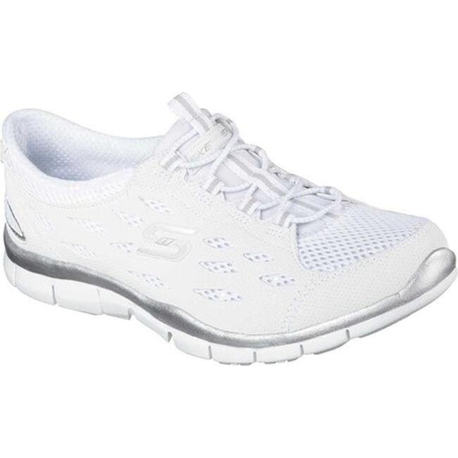 Shop Skechers Women's Gratis Bungee Sneaker Going Places