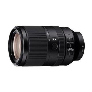 Sony FE 70-300mm f/4.5-5.6 G OSS E-Mount Telephoto Zoom Lens - black