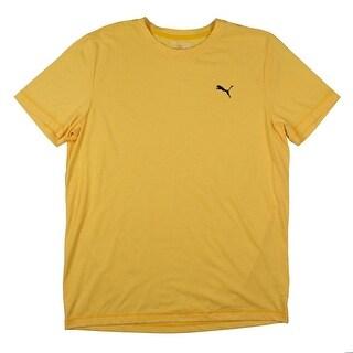 Puma Mens Moisture Management Striped T-Shirt - L