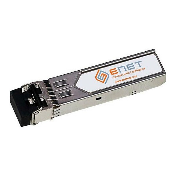 ENET 1442120G2-ENC Adtran 1442120G2 Compatible 1000BASE-BX-U SFP BiDi Tx1310nm/Rx1490nm 20km DOM Simplex LC SMF 100% Tested