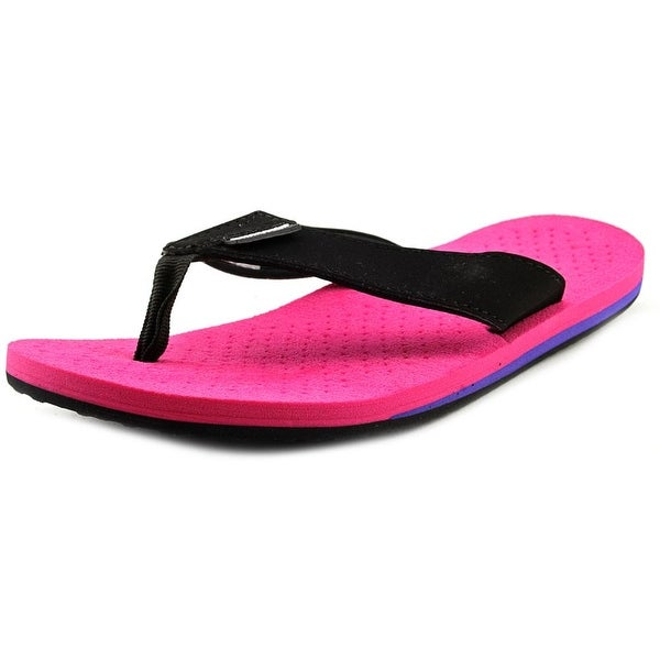 Patagonia Reflip Women Open Toe Synthetic Pink Flip Flop Sandal