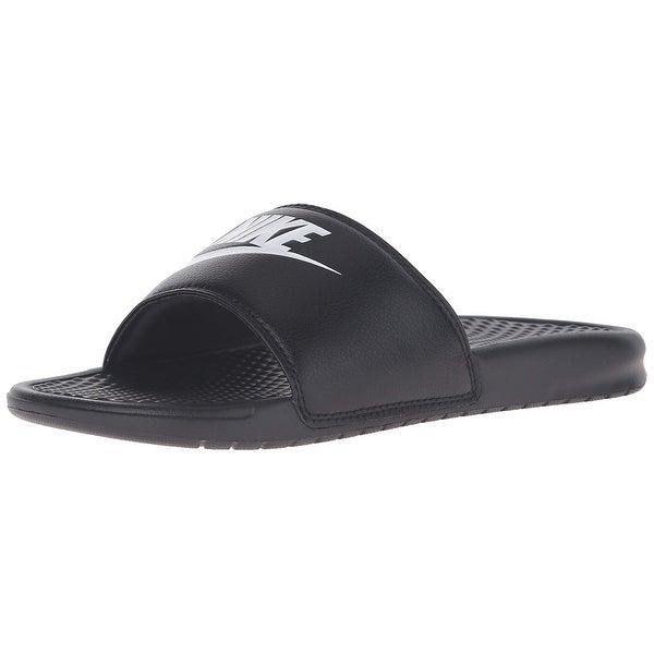 separation shoes d9716 93a2c Shop Nike Men s Benassi Jdi Slide Sandals Black Size 11 D (Us) - Free  Shipping On Orders Over  45 - Overstock - 25872386