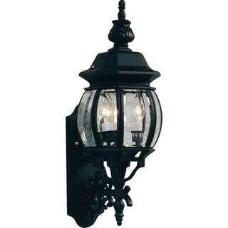 Artcraft Lighting AC8360 Classico 3 Light Outdoor Wall Sconce