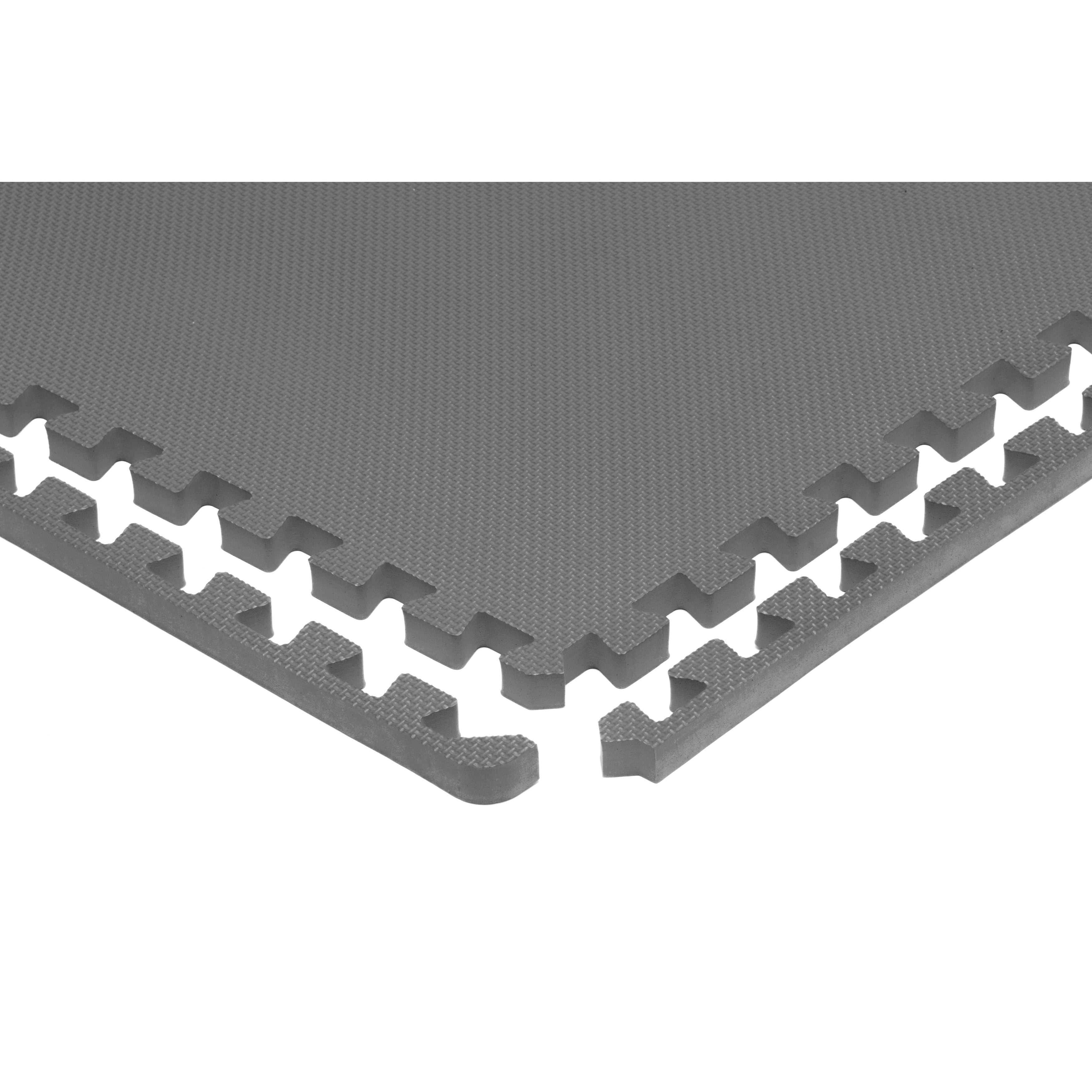 Prosourcefit Puzzle Exercise Mat Protective Floori Eva Foam Interlocking Tiles