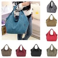 Fashion Vintage Canvas Women Totes Handbag Hobo Shoulder Bag