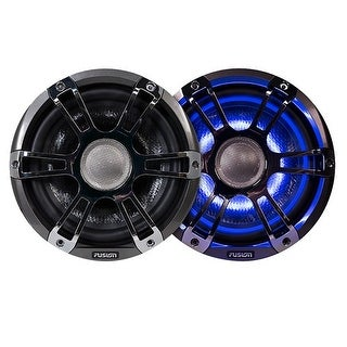 Fusion 010-01827-00 FL88SPC Marine Speakers with CURV Cone Technology