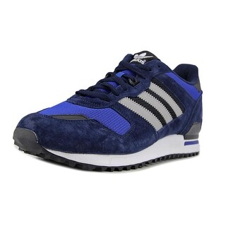 Adidas ZX 700 Men  Round Toe Suede Blue Running Shoe
