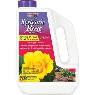 Bonide 945 Systemic Rose & Flower Care, 5 Lb
