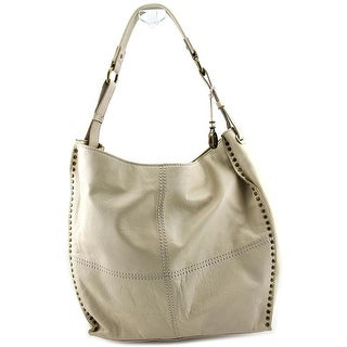 The Sak 107266 Women Leather Tan Hobo - Beige