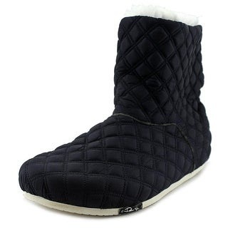 Peter Non Ice Pipe   Round Toe Canvas  Winter Boot