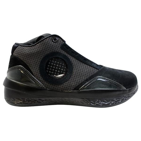 new concept 8e5fc a0268 Nike Air Jordan 2010 Black Dark Charcoal-Varsity Red 392369-001 Grade-