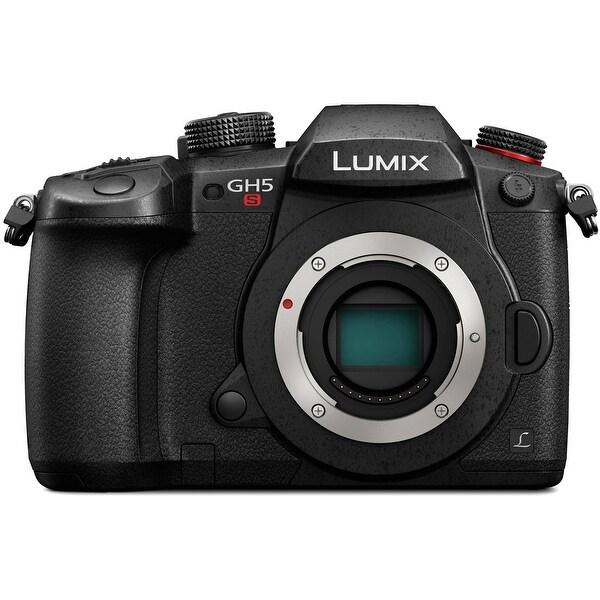 Panasonic Lumix DC-GH5S Mirrorless Micro Four Thirds Digital Camera (International Model)