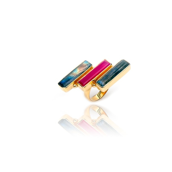 City Trine Ring- Size 7