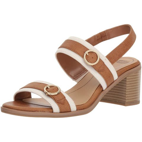 0dbec537762b Dr. Scholl s Shoes Womens Stylar Open Toe Casual Slingback Sandals