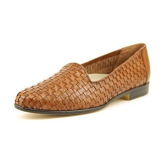 Trotters Liz N/S Round Toe Leather Loafer