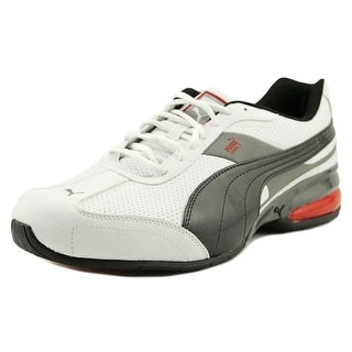 Puma Cell Turin Perf 2 Men  Round Toe Synthetic White Sneakers
