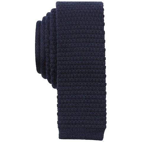 Bar Iii Mens Skinny Self-Tied Necktie - One Size
