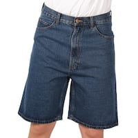 Ivy Crew Men's Classic Denim Short