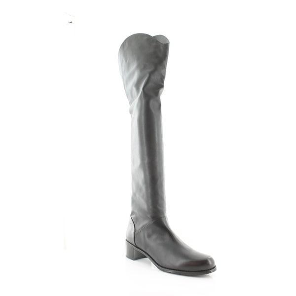 Stuart Weitzman Dunkirk Women's Boots Black