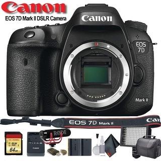 Link to Canon EOS 7D Mark II DSLR Camera (International Model) (9128B002) Similar Items in Digital Cameras