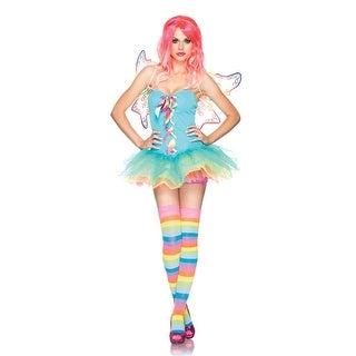 Leg Avenue Rainbow Fairy Adult Costume (3 options available)